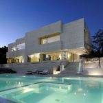 Dream House Design Double Swimming Pool