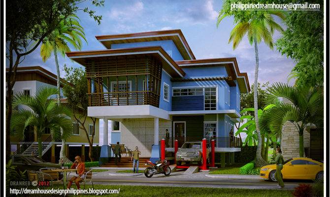 Dream House Design Philippines Elevated
