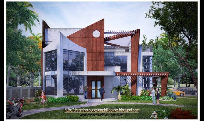 Dream House Design Philippines Modern