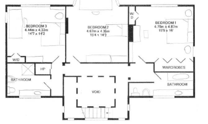 Dream House First Floor