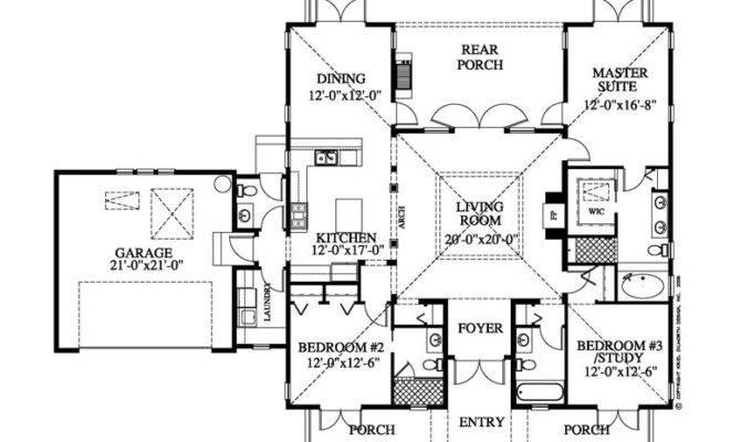 Dream House Hawaii Plans
