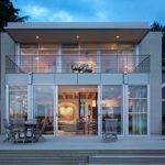 Dream House Modern Translucent Open Plan Beach Designs