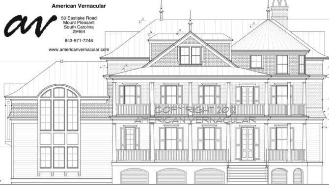 Dream Vernacular House Plans Architecture