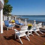 Dreamy Beach Style Decks Relaxing Staycation