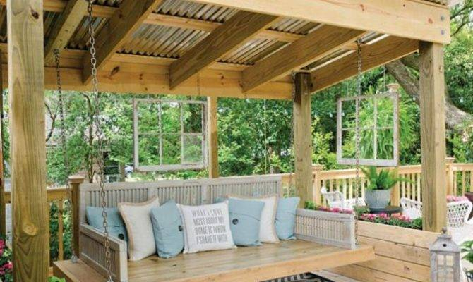 Dreamy Hanging Porch Bed Ideas Today Facts