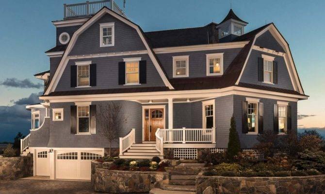 Dreamy Seaside Home Maine New England Style