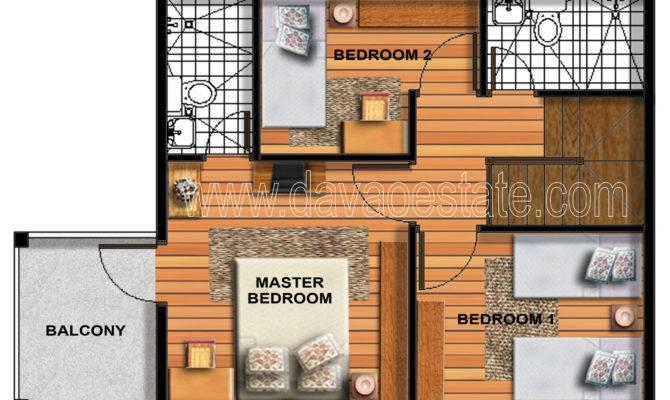 Drina Floor Area Sqm Plan