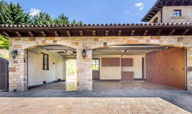 Drive Through Garage Home Design Ideas Renovations Photos