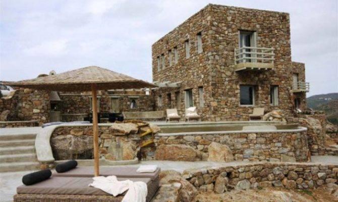 Dry Stone Building Unique Homes