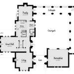 Duncan Castle Plan Tyree House Plans