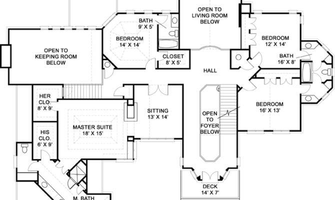 Dunrobin Castle Bedrooms Baths House