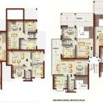 Duplex Apartment Plans Modern House Plan