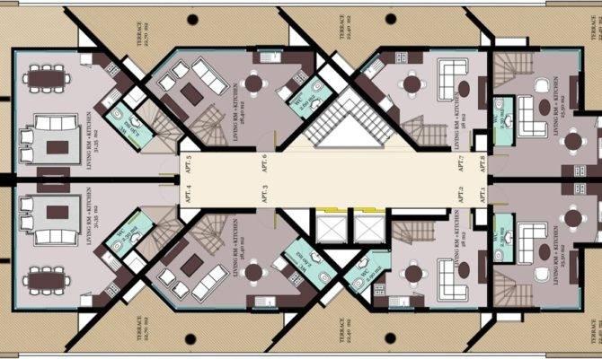 Duplex Beach House Plans Escortsea