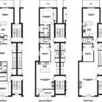 Duplex Floor Plans Below