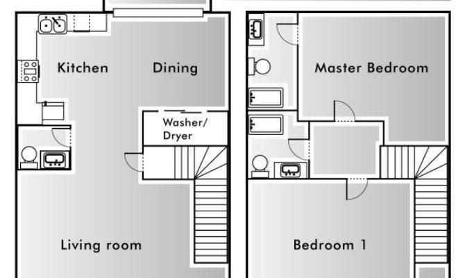 Duplex Floor Plans Under Joy Studio Design