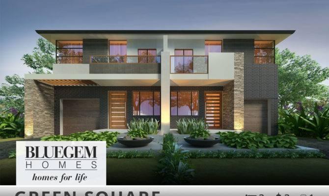 Duplex Home Designs Builders Bluegem Homes