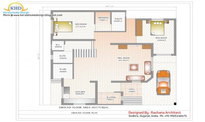 Duplex House Designs Floor Plans Simple