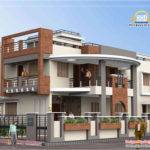 Duplex House Plan Elevation Kerala