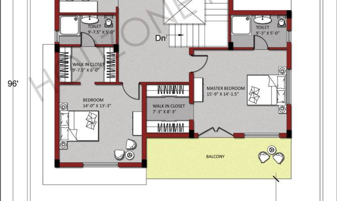 Duplex House Plans Houzone