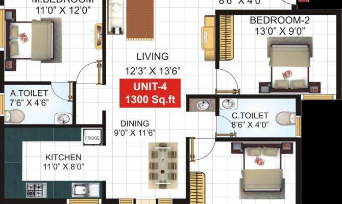 Duplex House Plans Indian House Plans 177088