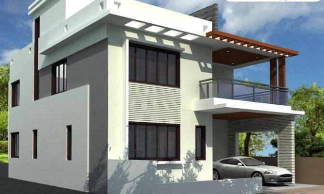 Duplex House Plans North Facing Home