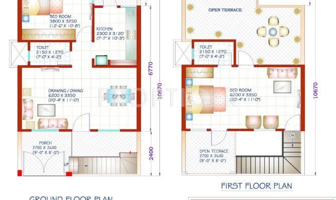 Duplex House Plans Square Feet Basement