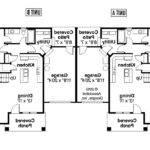 Duplex Plan Donovan Floor