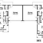 Duplex Plan Waycross Floor