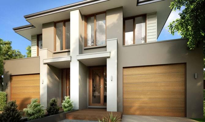 Duplex Townhouse Home Builder Options Metricon Dual Occ