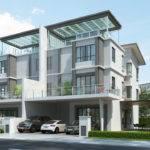 Duta Suria Storey House Archcg Studio