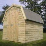 Dutch Barn Style Storage Shed Quotes
