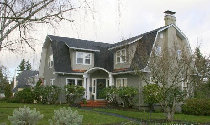 Dutch Colonial Homes Salem Oregon Tomson Burnham Llc