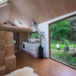 Dutch Woman Modern Tiny House Gets Approval Local