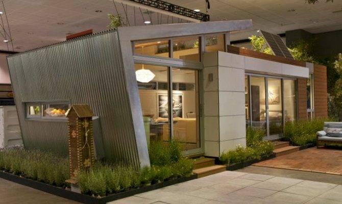 Dwell Design Modern Living Prefab Showhouse