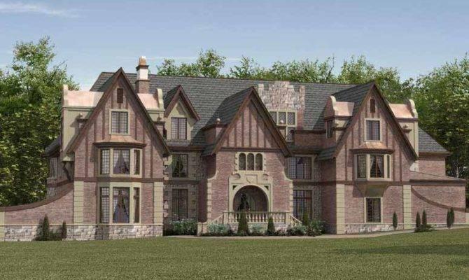 Dysart Castle House Plan Home Plans Archival Designs
