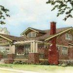 Early Century Suburban House Styles Restoration