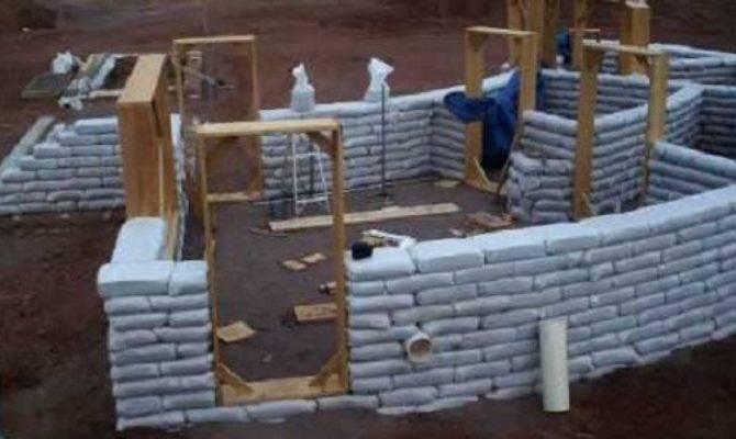 Earth Bag Homes Dirt Cheap Way Build
