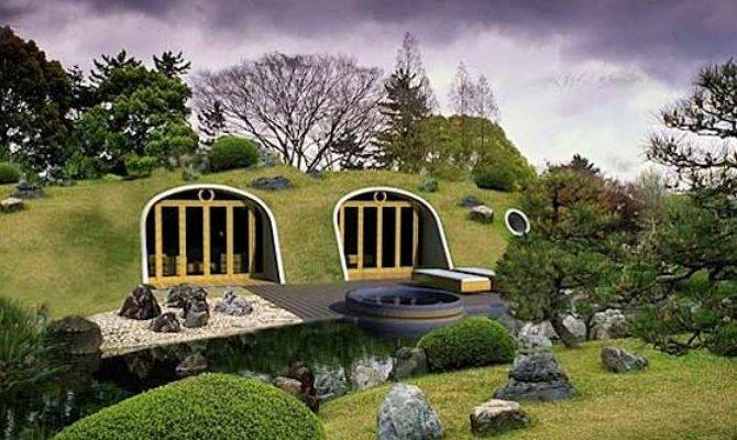 Earth Berm Homes Construction