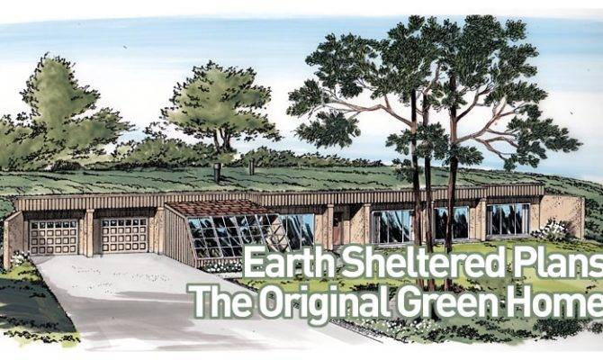 21 Earth Bermed House Plans Is Mix Of Brilliant Thought House Plans