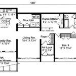 Earth Sheltered Home Plans Berm House Hill