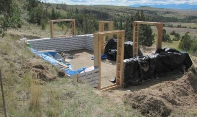 Earthbag Homes Easiest Cheapest Green Build Natural