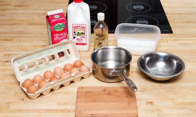 Easiest Way Make Vanilla Ice Cream Home Serious Eats