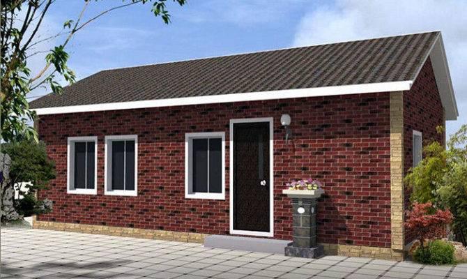 Easily Install Outdoor Prefabricated House Kit Prefab