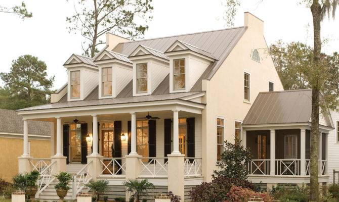 Eastover Cottage Plan House Plans Porches Southern