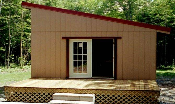 Easy Build Small Cabins Log Cabin Simple