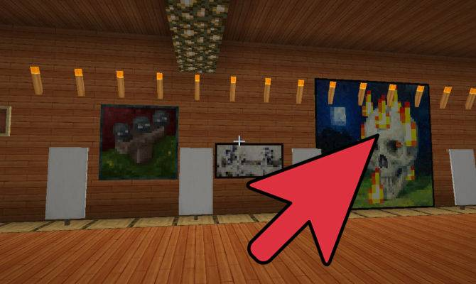 Easy Ways Make Huge House Minecraft Wikihow