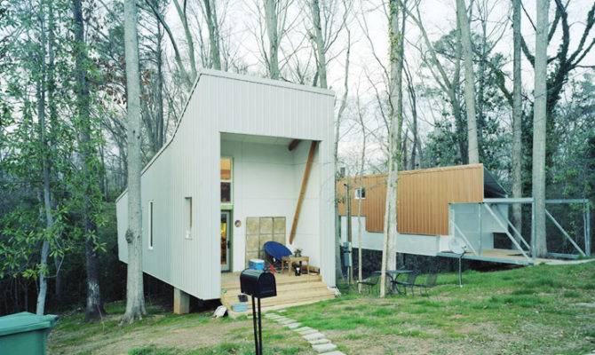 Eco Friendly Diy Homes Built Less People Diyed
