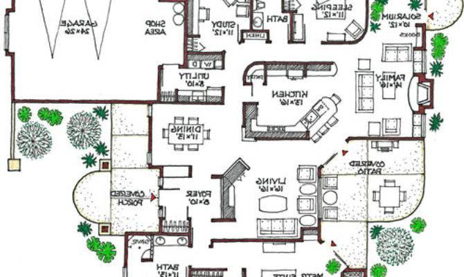Eco Friendly House Designs Floor Plans Home Decor