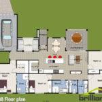 Eco Friendly House Plans Interior Exterior Doors
