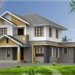 Eco Friendly Houses Square Feet Bedroom Home Elevation